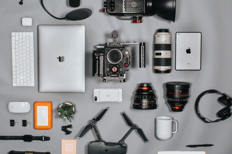 camera-and-tech-equipment