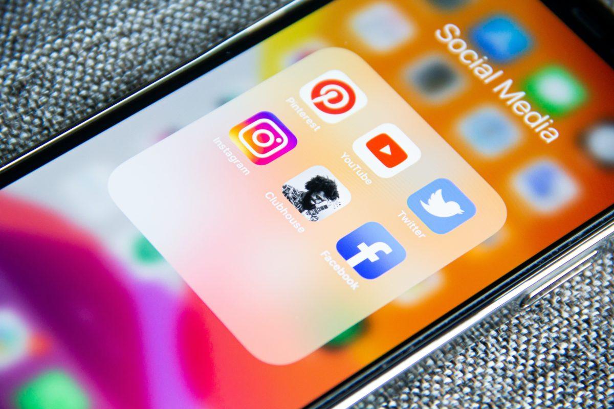 social-media-on-phone-screen